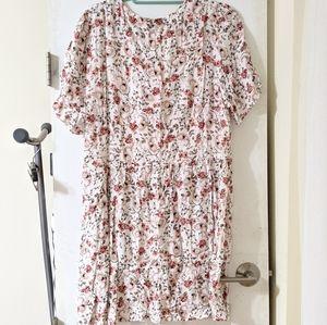 Primark Dresses - PRIMARK Floral button down dress 16